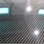 ガラスコーティング施工、LEXUS RC-F。リピーター様向け裏メニュー。