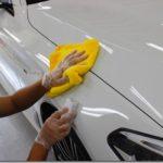 Diamond9Hセラミックコーティング施工、BMW 530iツーリング。