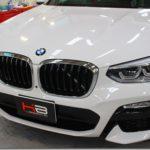 Diamond9Hセラミックコーティング施工、BMW X3。