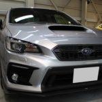 ガラスコーティング 名古屋市西区より スバル WRX STI 新車 入庫です。