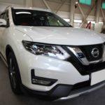 ガラスコーティング 名古屋市天白区より 日産 エクストレイル 新車 入庫です。