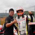 86/BRZレース最終戦in岡山国際サーキット。「ONE TEAM」