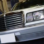 ベンツSクラス 2代目モデル[W126型] 30年以上前の名車が新車以上の輝きに。