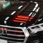ガラスコーティング 尾張旭市より Audi SQ5 入庫してました
