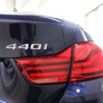 ガラスコーティング 天白区より BMW440 グランクーペ 入庫