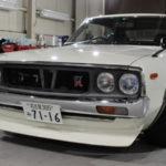 幻の旧車ケンメリ。47年前の車がピカピカに。オーナーは山﨑武司さん。