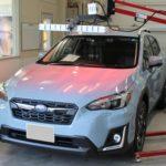 ガラスコーティング 豊田市より スバル XV 新車 入庫です