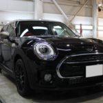 ガラスコーティング 名古屋市名東区より MINI クラブマン 新車入庫です。