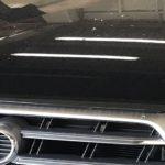 Audi SQ5  新車でも雨染みくすみが気になる場合は………